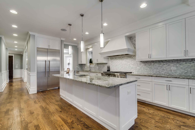 Kitchen Remodels Oakridge renovation remodel kitchen white design