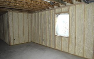 Spray Foam  Why Do You Need an Egress Window? sprayfoambasement 320x202