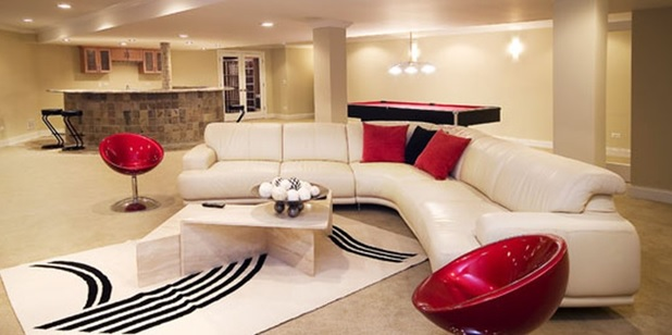 5 Creative Ways To Design Your Basement In Regina Finished Basement