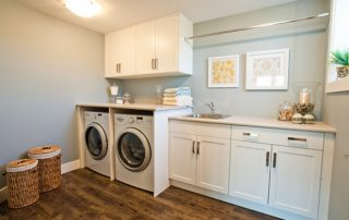 Decor and Storage Tips for Basement Laundry Rooms in Regina Laundryroom 320x202