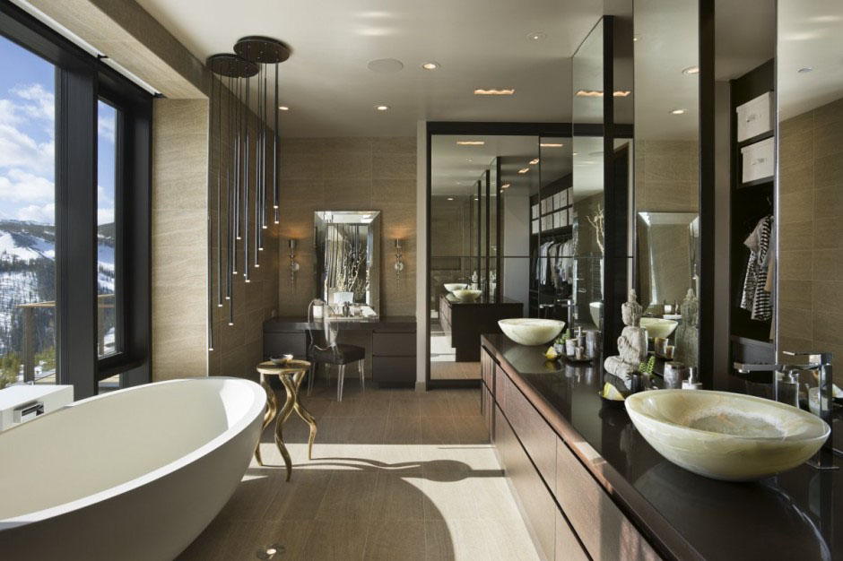 Bathroom Renovations bathroom renovation Bathroom Renovations Stylish Modern Bathroom Design 15