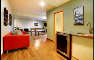 The Finished Product – The Financial Benefits of Remodeling Your Basement Picture5 320x202